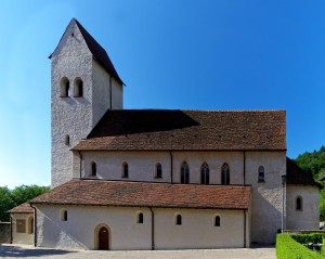 Romanische Kirche St. Cyriak in Sulzburg