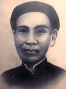 Phan Dinh Phung, le chef militaire du Can Vuong