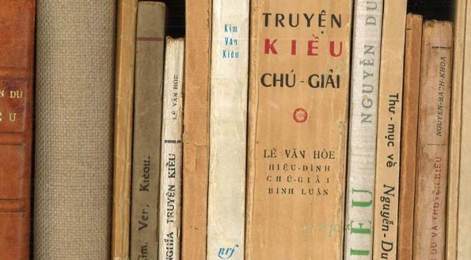 Le roman Kim Vân Kiều et ses analyses littéraires à la bibliothèque de l'IAO