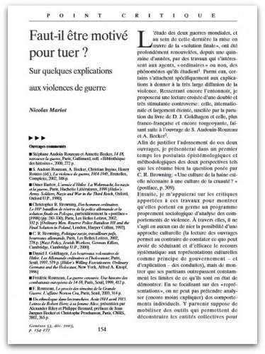 Mariot_FautilEtreMotivéPourTuer
