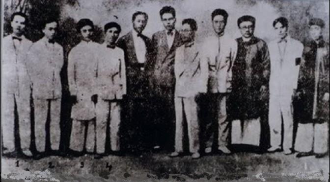 Kỷ niệm ngày giỗ nhà cách mạng Nhượng Tống (8/11/1949)