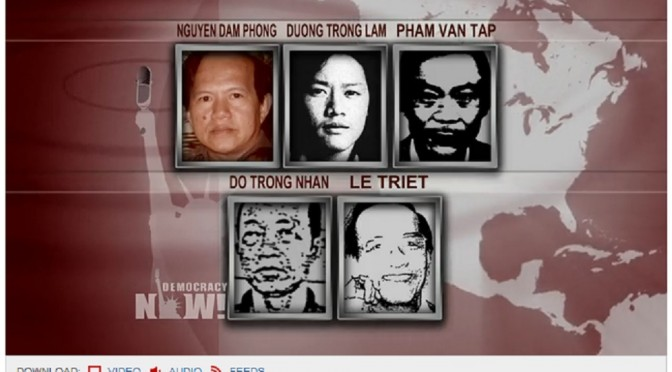 Terror in Little Saigon [présentation sur Democracy Now!]