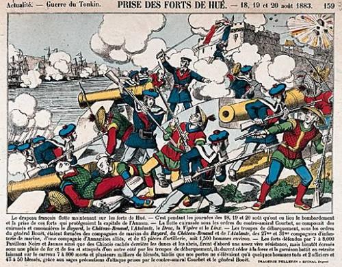 Prise_des_forts_de_Huê_guerre_du_Tonkin