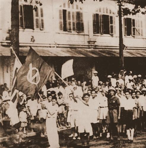 ManifestationSaigon21-08-1945
