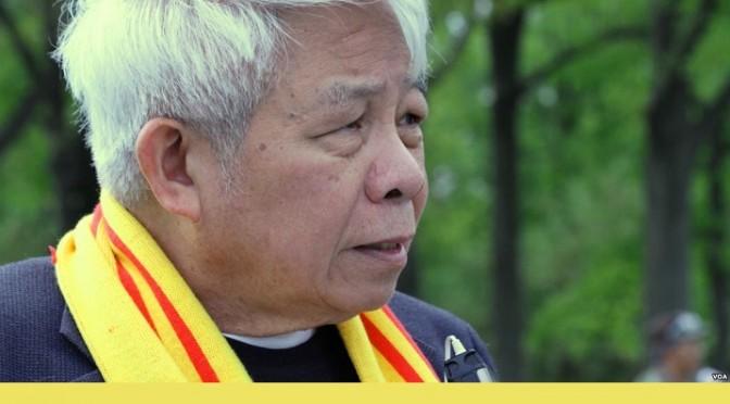 Giáo sư Nguyễn Ngọc Bích đột ngột qua đời [VOA]