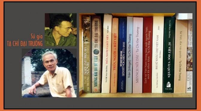 Décès de l'historien Tạ Chí Đại Trường (1935-2016)