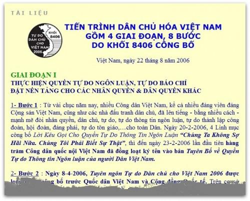Khoi8406_TienTrinhDanChuHoa2006