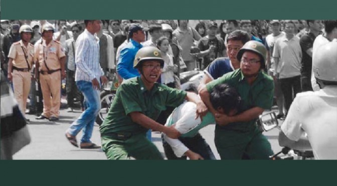 Seconde manifestation pour l'environnement au Viêt-Nam : un 8 mai répressif