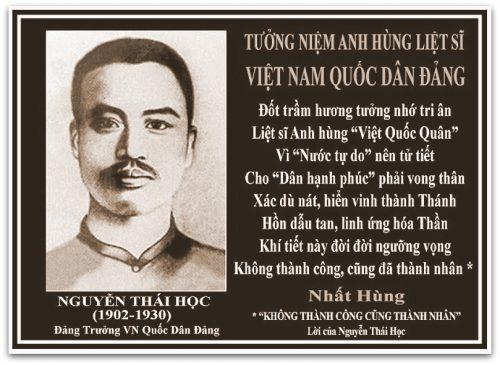 NguyenThaiHoc_VNQDD_2016