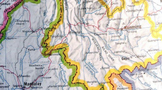 Histoire de la migration des peuples de langue Taï-Kadaï – 24/10/2016