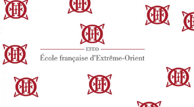 L'École Française d'Extrême-Orient recrute