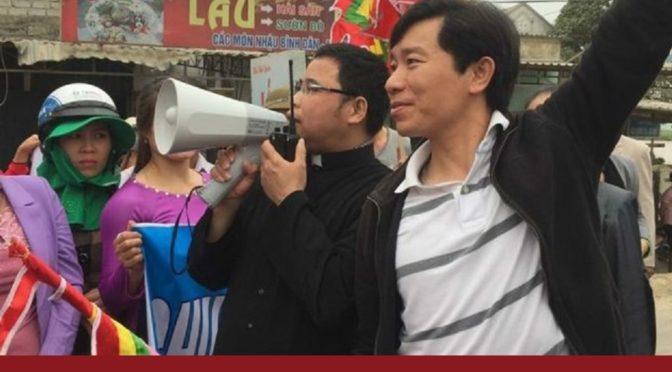 Deux prêtres du diocèse de Vinh sont la cible d'une campagne de diffamation orchestrée par les autorités provinciales