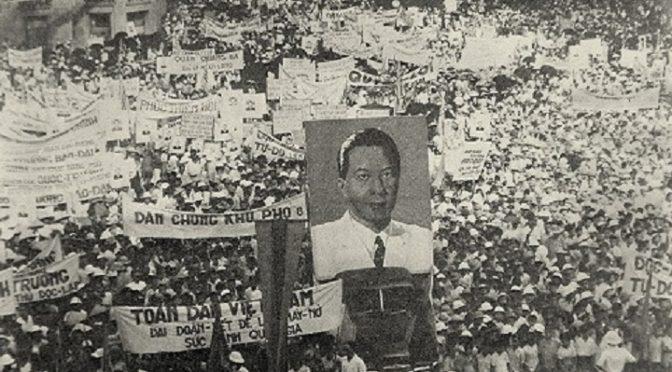 Xuân Thao Ninh : L'État du Viêt-Nam dans ses rapports avec la France (1949-1955) – Thèse