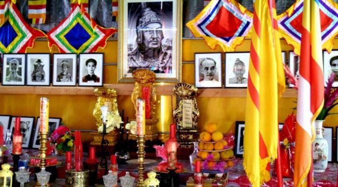 Fondation du Conseil unifié du peuple vietnamien