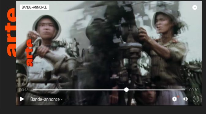 Ken Burns et Lynn Novick : « The Vietnam War » [Arte 19-27 septembre 2017]