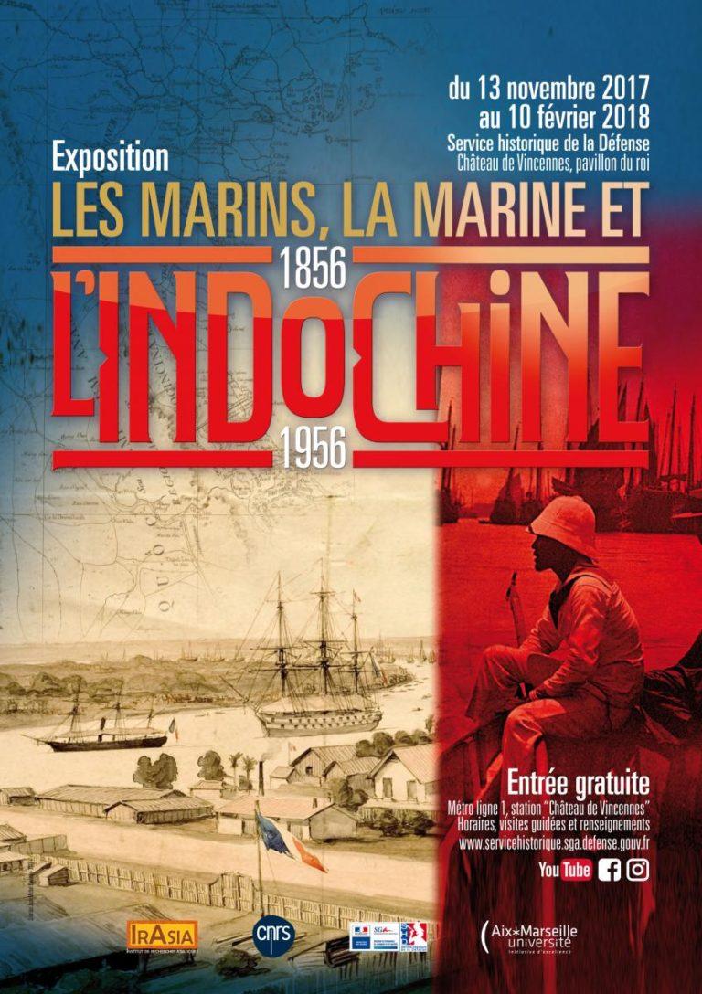 Les Marins, la Marine et l'Indochine 1856-1956