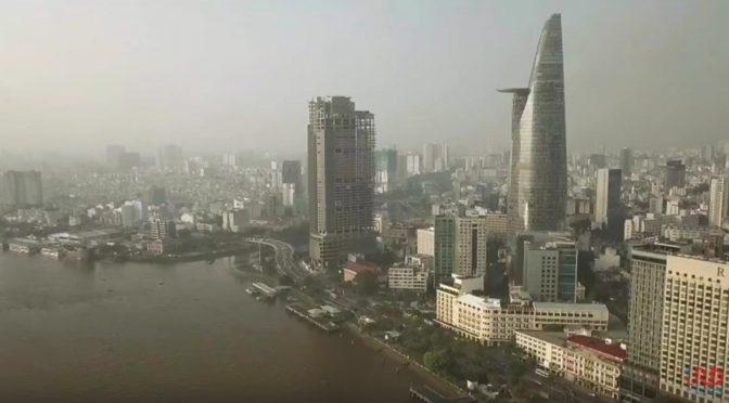 Déchets plastiques, du visible à l'invisible (Ho Chi Minh-Ville – IRD, 2018)