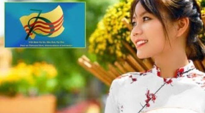 1948-2018 : 70 ans d'existence du drapeau du Viêt-Nam libre