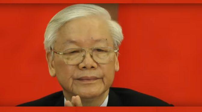 Vietnam : le chef du PC, tenant de la ligne dure, devrait devenir président