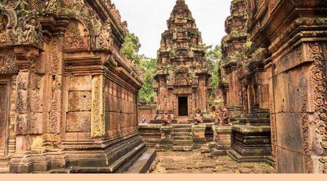 Histoire et sources textuelles du Cambodge ancien et moderne (EHESS-Inalco)