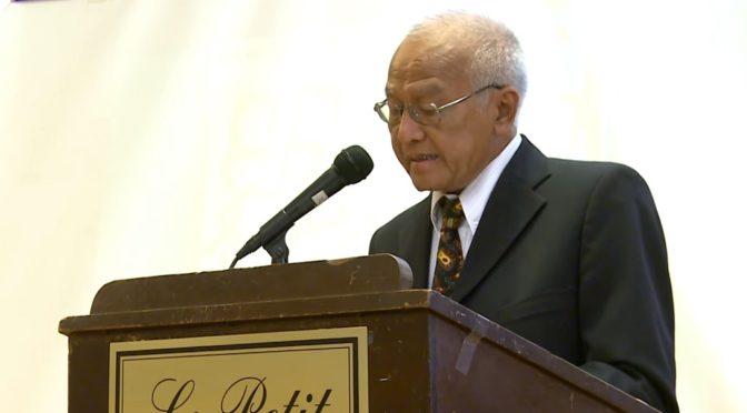 Nguyen Van Huy : Po Dharma không còn nữa