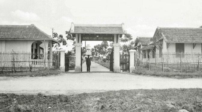 Claire E. Edington: Beyond the Asylum Mental Illness in French Colonial Vietnam [parution]