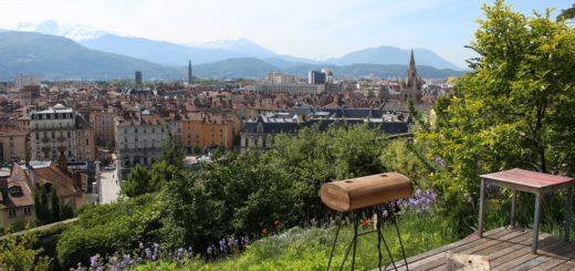 Crédit : Losonnante, Jardins des Cairns, Grenoble, mai 2019