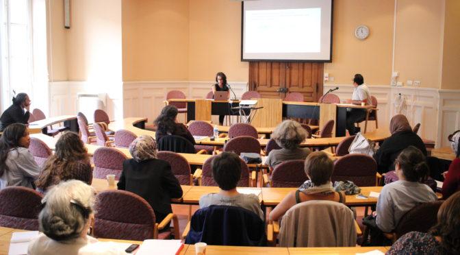 Résumé des interventions-Journée d'Étude Web et micro-transformations 9 février 2018