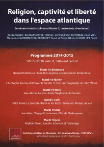 IPT Events 2014-15