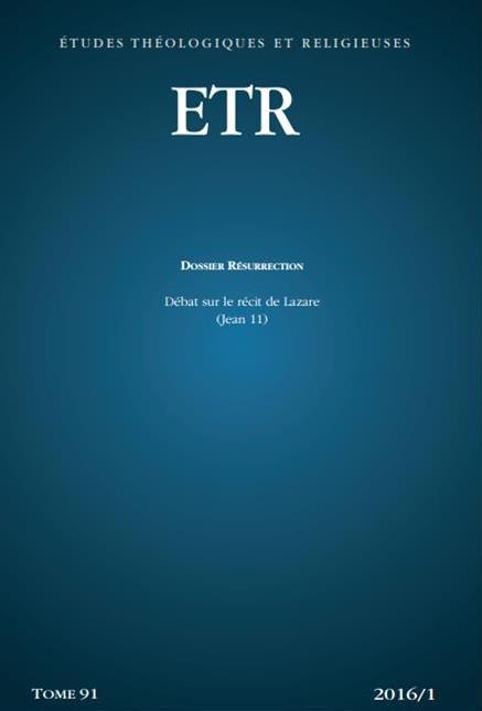 2016-1 - ETR