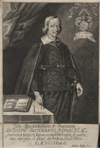 Joseph Furttenbach, l'ancien (1591-1667)
